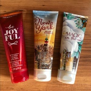 ✨ 3 x BODY LOTIONS ✨